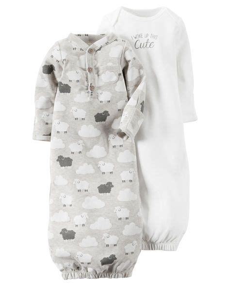 Sleeper Gowns by 25 Best Ideas About Carters Baby Clothes On