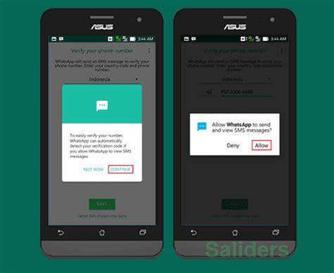cara mudah membuat akun whatsapp di android dan iphone cara mudah membuat akun whatsapp di android dan iphone