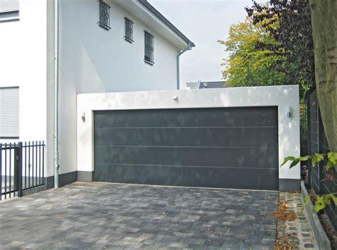 breite garage doppelgaragen omicroner garagen