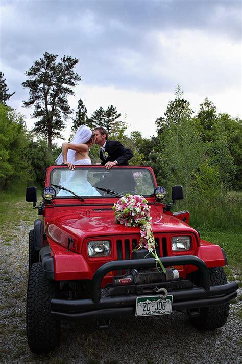 Wedding Car Jeep by Sneak Peak Jeep Wedding 171 Colorado S Most Award Winning
