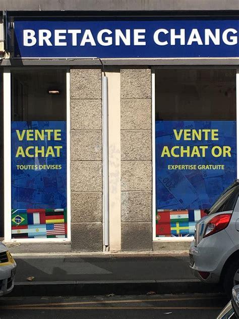 bureau change brest bcb bureau de change 7 rue de la comtesse de