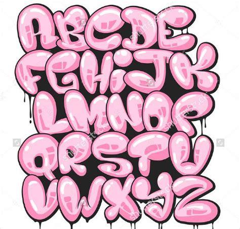 cool bubble graffiti letters alphabet www imgkid com