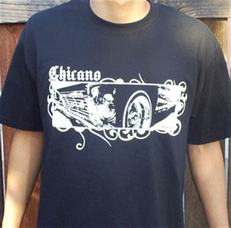 chicana clothing chicano clothing t shirt