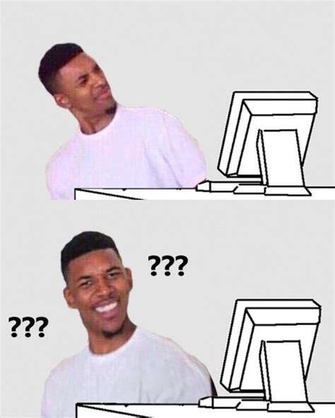 Confused Face Meme - reaction nick young know your meme