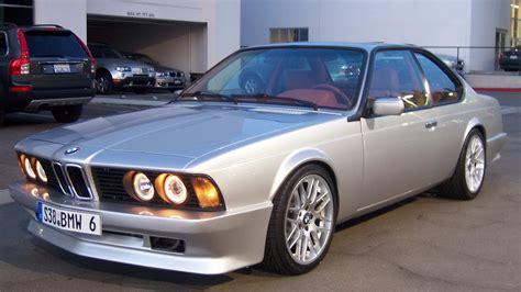 1988 Bmw 635csi | customized 1988 bmw 6 series coupe with m5 engine