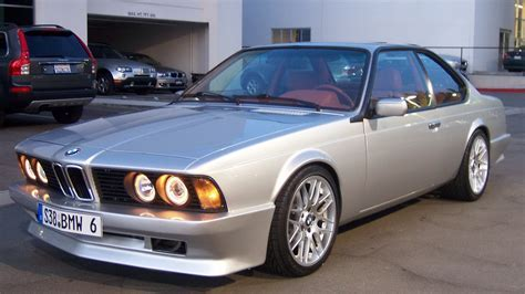 BMW History: The 6 Series and M6 family