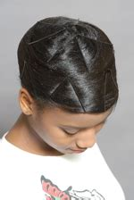 how to doobie wrap hairstyle kandyland september 2012