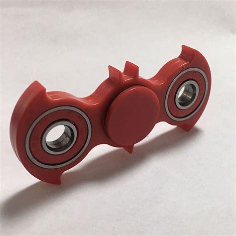 Fidget Spinner Batmanhand Spinnerfidgeting Toys uk colourful batman figit fidget spinner edc toys adhd autism sn76