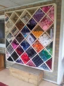 yarn storage ulrika griffin crochet crafty corner