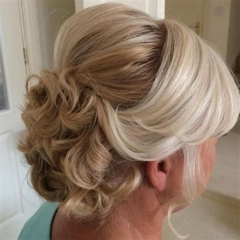 updos for older women for wedding 40 ravishing mother of the bride hairstyles updo