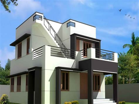 simple house design ideas simple modern house plan
