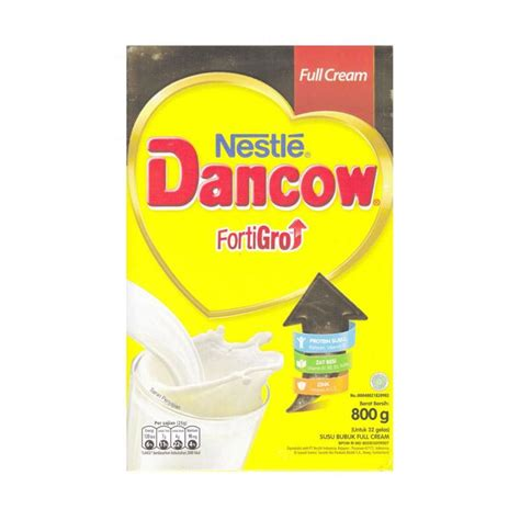 jual nestle dancow fortigro formula 800 g