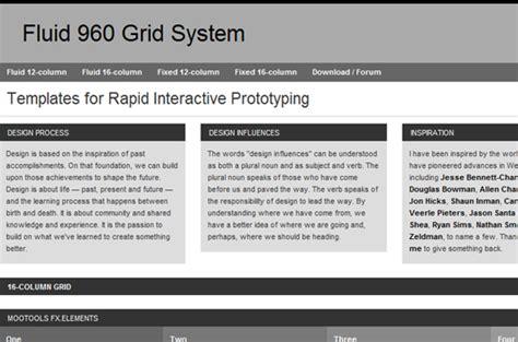 Yaml Design Vorlagen Css Grid Systeme Und Grid Generatoren F 252 R Webdesigner Elmastudio