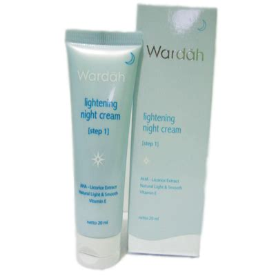 Harga Wardah White Secret 20 Ml wardah lightening kecil step 1 20 ml