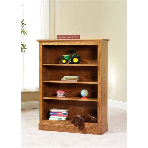 Traditional Series Bookcase Amish Crafted Furniture Traditional Bookshelves