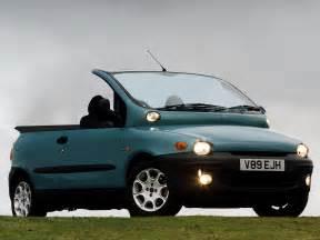 Fiat Multipla Cabrio Das Fiat Multipla Cabrio Motorblock