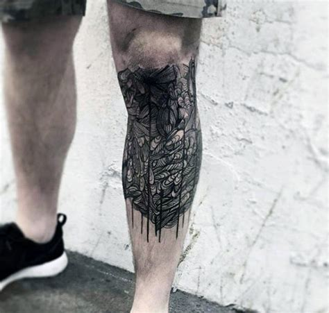 half leg sleeve tattoo 75 line tattoos for minimal designs with bold statements
