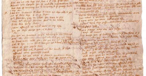 Raniah Rn 09 Salem examination document 1692 original click to enlarge 2 salem witch trials