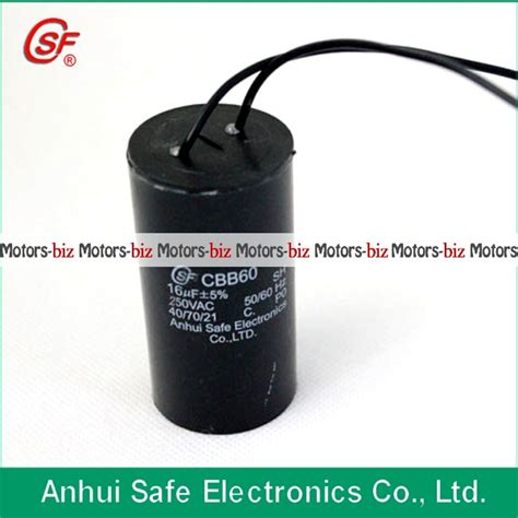 what is a mf capacitor ac motor capacitor mf capacitor cap 16 mfd 250vac 200vac 500vac polypropylene