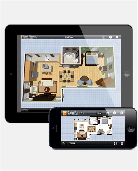 room planner software for the ipad by chief architect home design software
