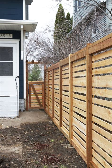 Horizontal Trellis Fence 110 Best Images About My Fence For My Home On