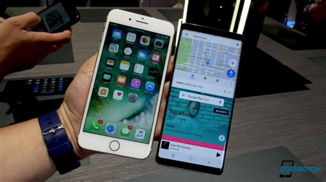samsung galaxy note 8 vs iphone 7 plus pocketnow
