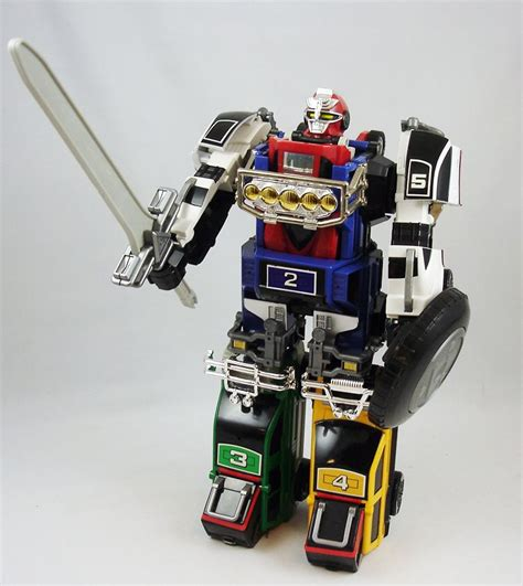 Megazord Turbo Daizyujin Turbo Base Power Ranger power ranger turbo dx turbo megazord