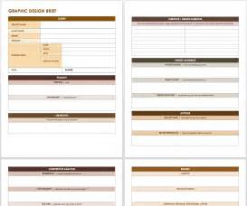 design brief template free creative brief templates smartsheet