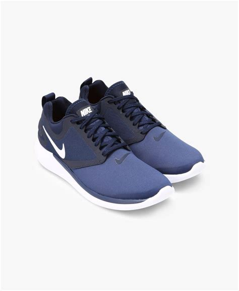 nike sports shoes sale nike navy blue lunarsolo running