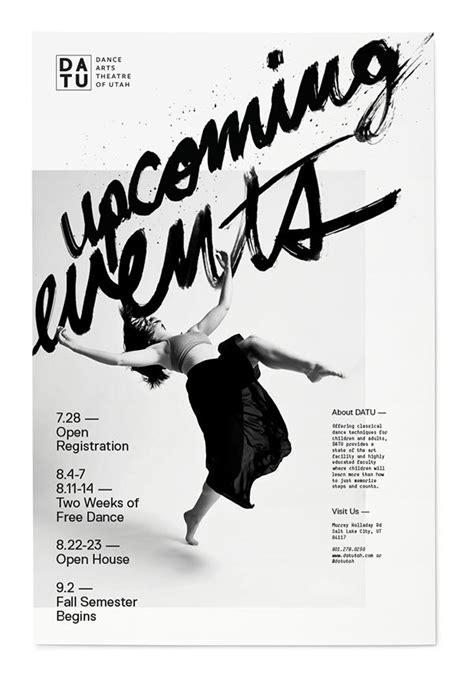Poster Design Dance | dance poster on behance design デザイン pinterest