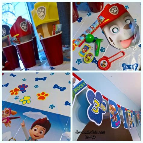 Paw Patrol Decorations by Paw Patrol Supplies Breeds Picture