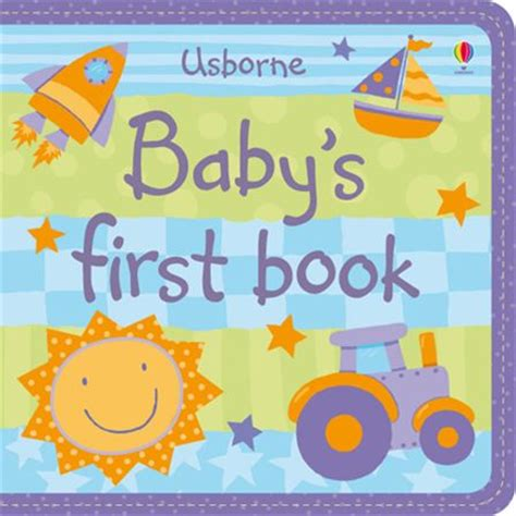 baby book pictures baby s book blue at usborne children s books