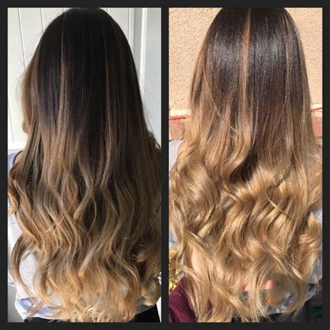 melt vs ombre 273 best hair by me images on pinterest blondes roots