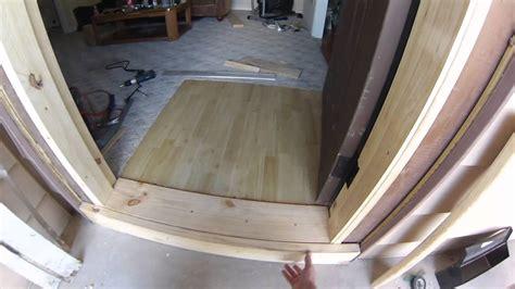 custom  door frame youtube