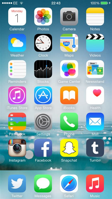 What Calendar Is On My Iphone Whats On My Iphone 6 And Mini Review Abeautyfreak