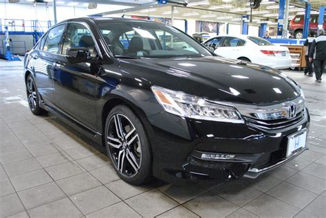 Accord Touring 2017 by 2017 Used Honda Accord Sedan Touring Automatic At Penske