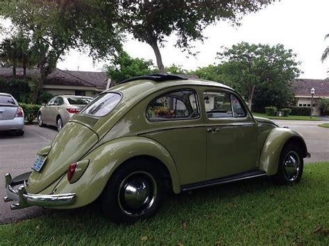 sell   vw beetle ragtop  fort lauderdale florida united states