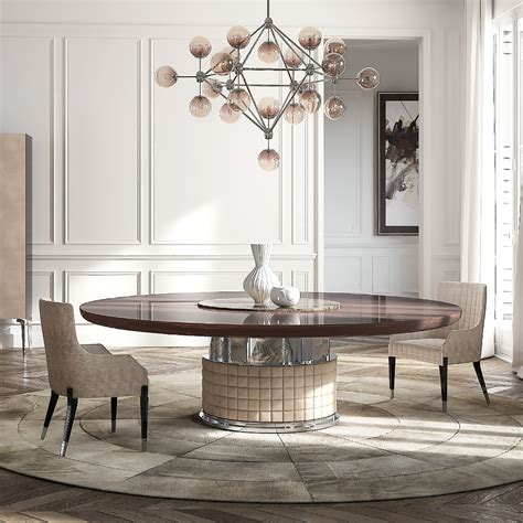 Exclusive Dining Tables Exclusive Italian Large Dining Table Juliettes Interiors