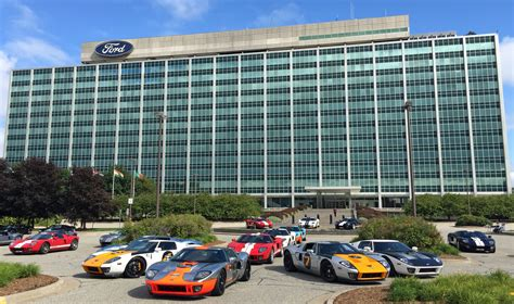 ford headquarters november 2016 karl on cars with an emphasis on