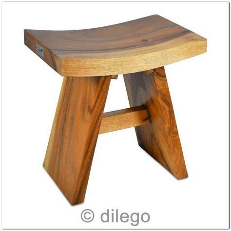 Hocker Holz by Best 20 Hocker Holz Ideas On
