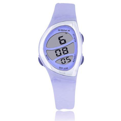 xonix fashion sports watches waterproof 50m