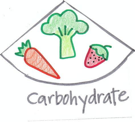 carbohydrates drawing a primer on macronutrients vibrant strong