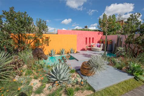 chelsea flower show 2017 beneath a mexican sky the