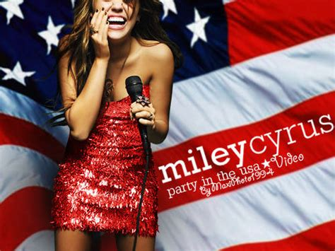 miley cyrus party in the usa mp3 miley cyrus party in the usa letra video album y mp3