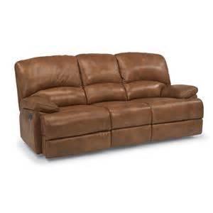 flexsteel dylan reclining sofa flexsteel latitudes dylan leather stationary sofa
