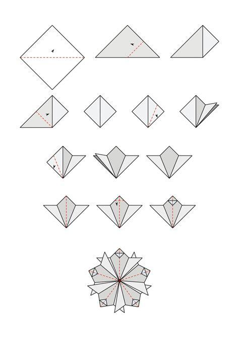 Free Tea Bag Folding Papers - free tea bag folding diagrams cardmakingandpapercraft