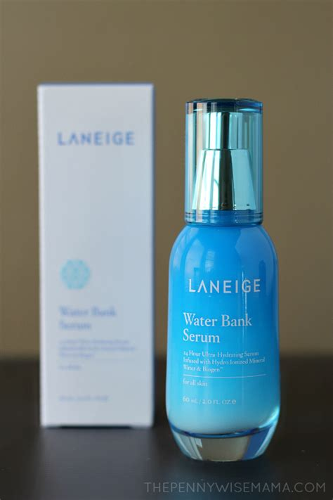 Serum Laneige laneige advanced hydration skincare review giveaway the pennywisemama