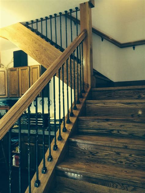 stairway banister parts best 25 wood balusters ideas on pinterest banister