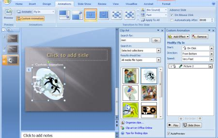 Animations For Powerpoint Microsoft Powerpoint Templates With Animation