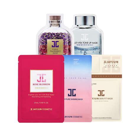 Jayjun Purple Fragrance Mask jayjun value set